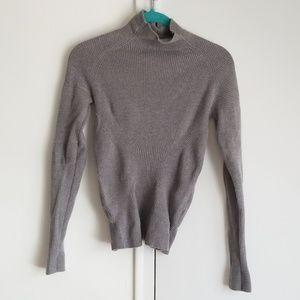Lacoste Mixed-rib Sweater